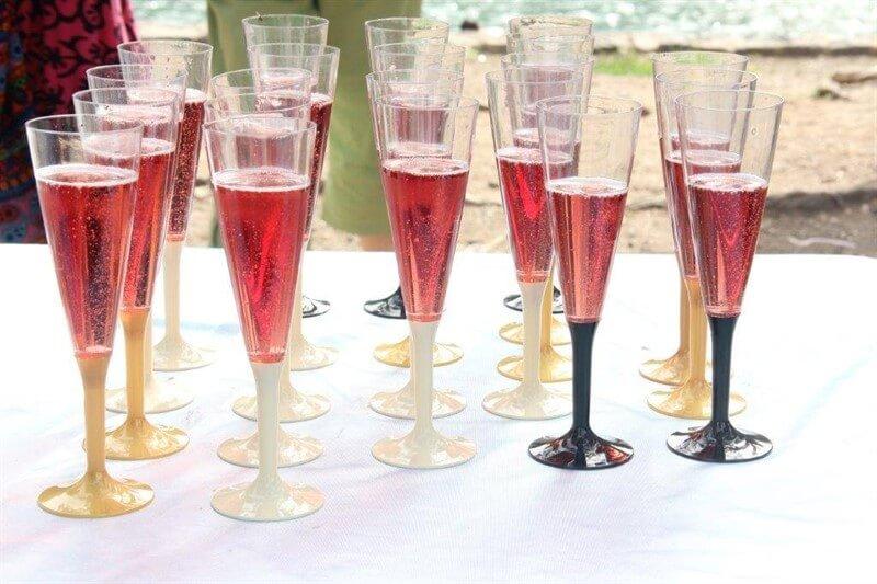 אלכוהול בהפקת אירועים לחברות